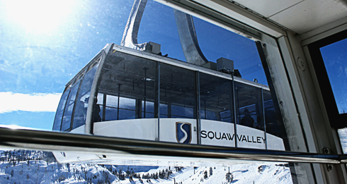 Squaw Valley California 1960 Winter Olympics