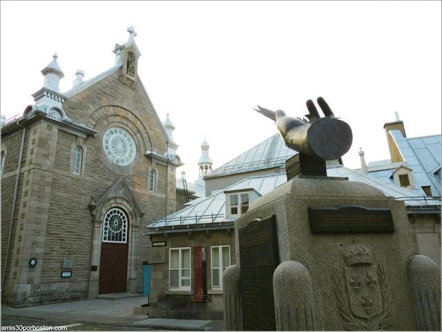 Monasterio de las Ursulinas en Quebec