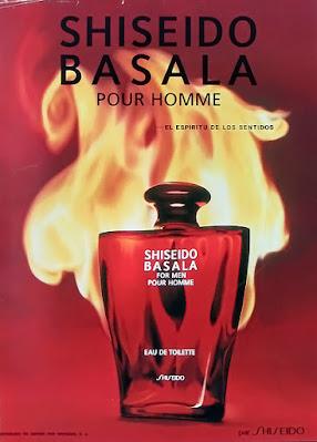 Basala pour Homme (1994) Shiseido