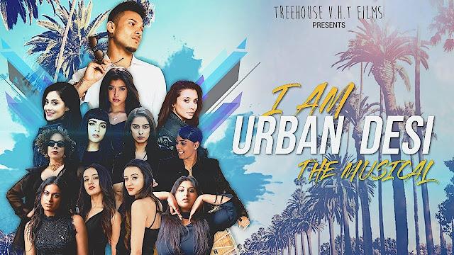 I Am Urban Desi Song Lyrics | The Musical | Mickey Singh & Friends |