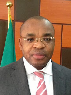 Gov. Udom Emmanuel declared wanted by PDP Neighborhood Volunteers