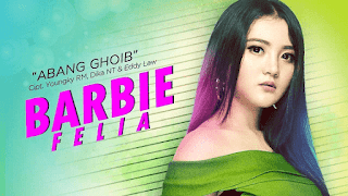 Lirik Lagu Barbie Felia - Abang Ghoib