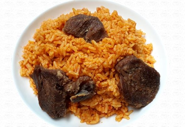 How to make Nigerian jollof rice