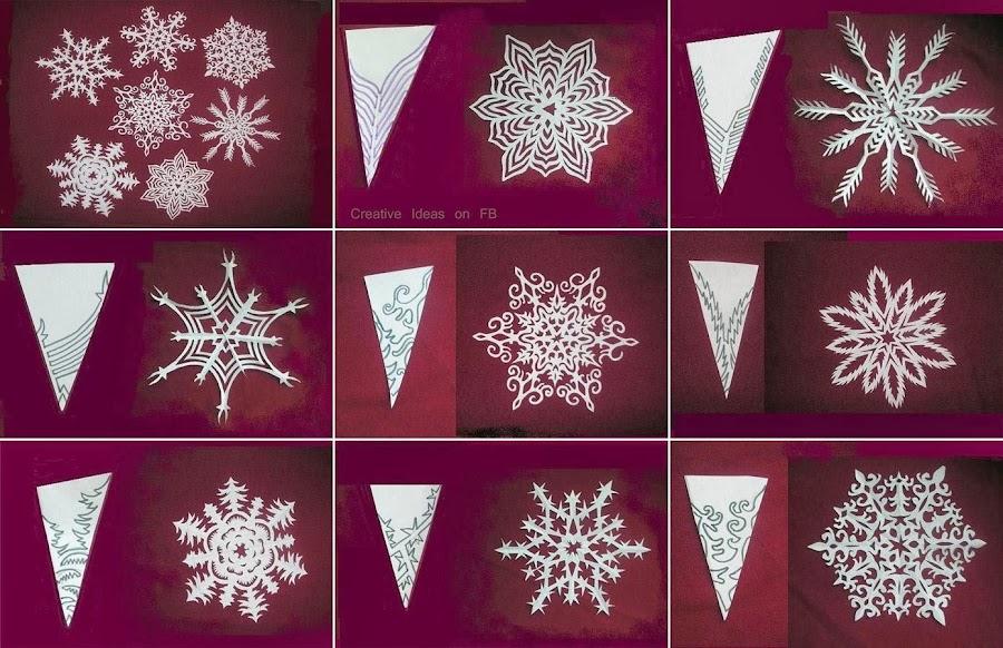 Decorar con papel la Navidad Manualidades