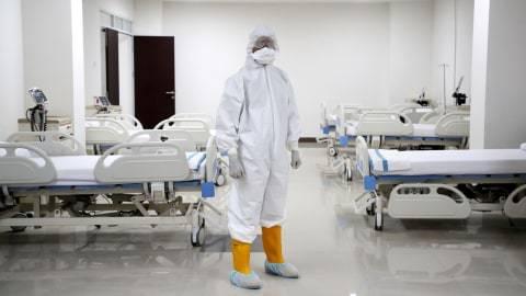 Viral Cuitan soal Biaya Perawatan Pasien COVID-19 di RS Swasta Rp 70 Juta