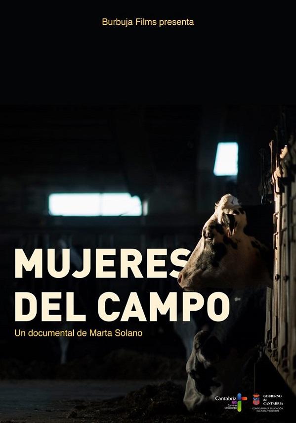 """Cinentérate Cantabria: Presentación: """"Mujeres del campo"""", de Marta Solano"""