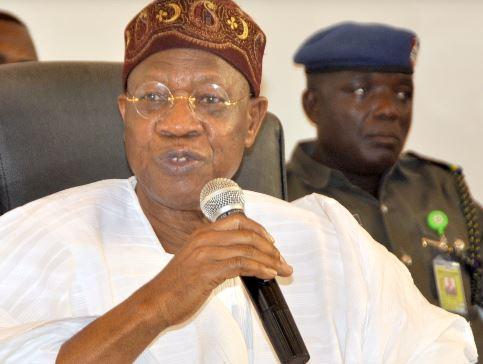 Hate speech: Buhari govt has no plan to 'muzzle media' – Lai Mohammed