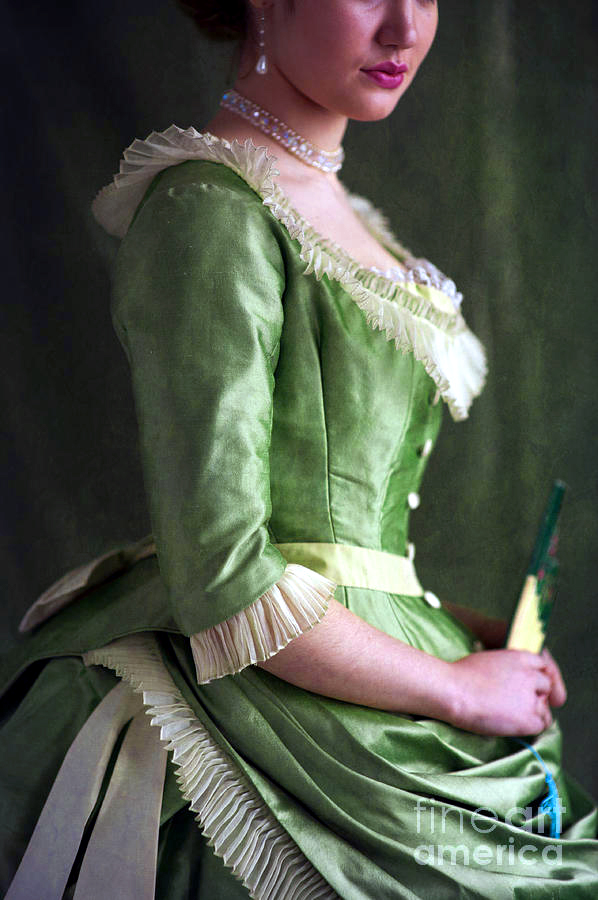 The Glass Character: Arsenic and Old (green) Lace