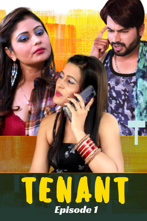 Tenant 2021 Hindi HotHit S01E01 720p HDRip 340MB x264