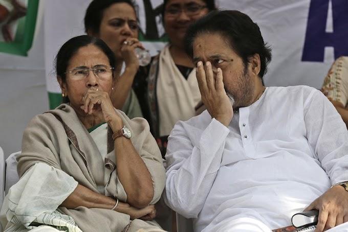 झारखण्ड सरकार की मंत्री ने दी ममता को आंख निकालने की धमकी।