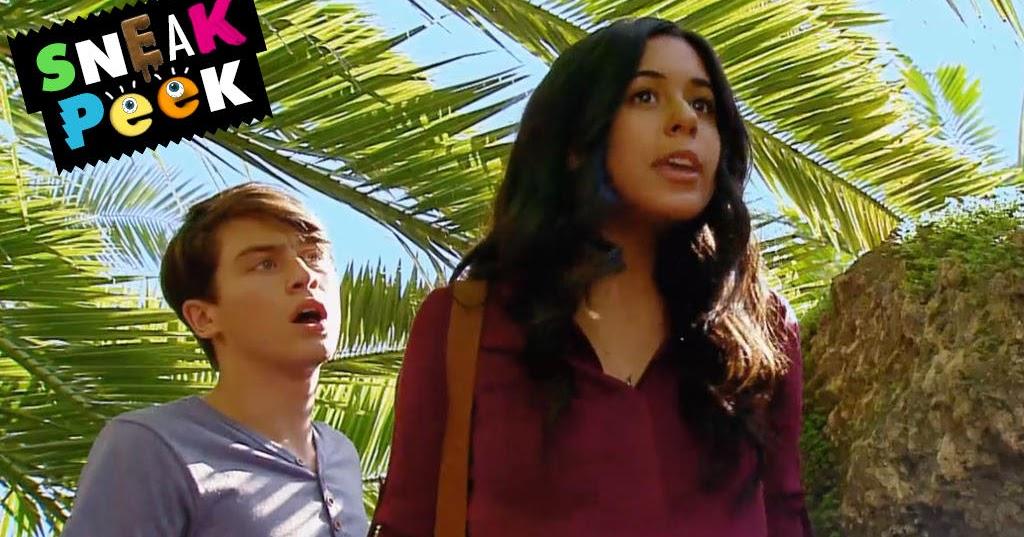 Nickalive Sneak Peek From Talia In The Kitchen Season 2 Finale Escape To Spice Island Premiering 12 23 On Nickelodeon Usa