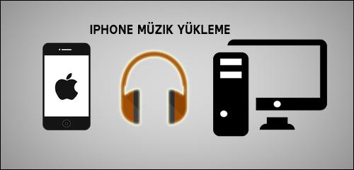 iPhone, iOs programsız müzik yükleme
