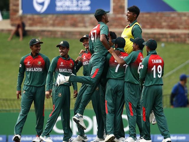 कोरोनावायरस के मरीजों को बांग्लादेशी क्रिकेटरों ने डोनेट की अपनी आधी सैलरी