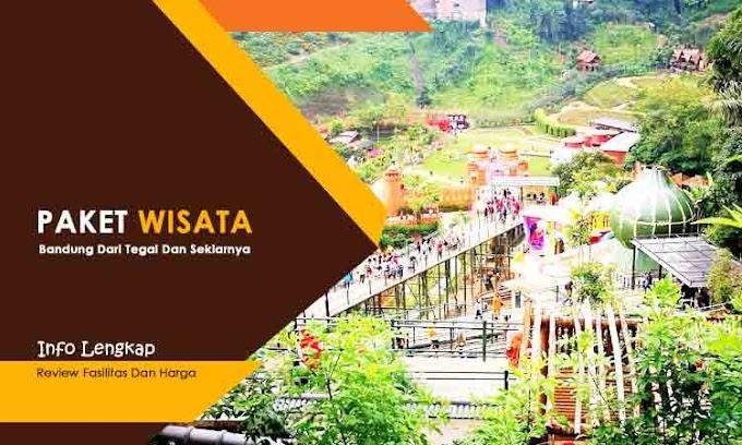 Paket Wisata Bandung Harga Murah Dari Tegal - Promo Terbaik