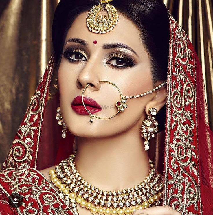 Bridal Makeup by Loveleen Chhatwaal - WedMeGood
