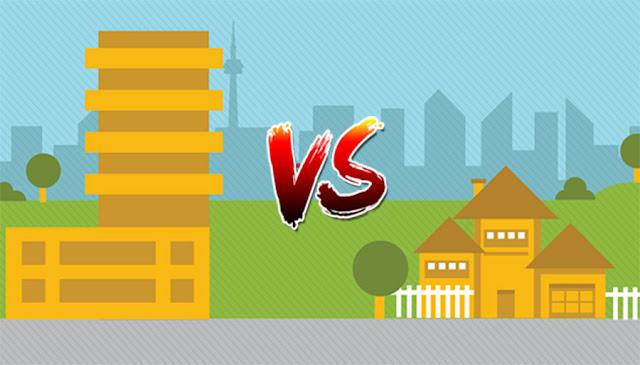 Lebih Baik Membeli Apartemen atau Rumah