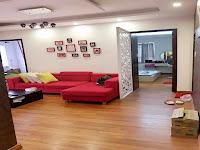 2 BEDROOMS- SAIGONRES BUILDING – Furnished Apartment for Rent