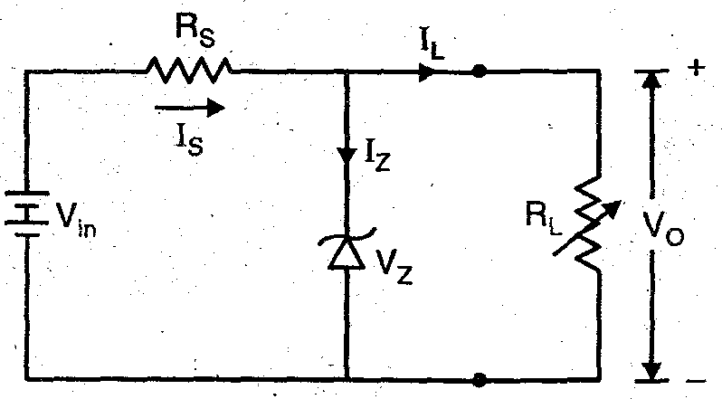 Electrical and Electronics Tutorials: Zener Diode Voltage