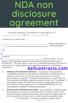 CONFIDENTIALITY & NONDISCLOSURE AGREEMENT
