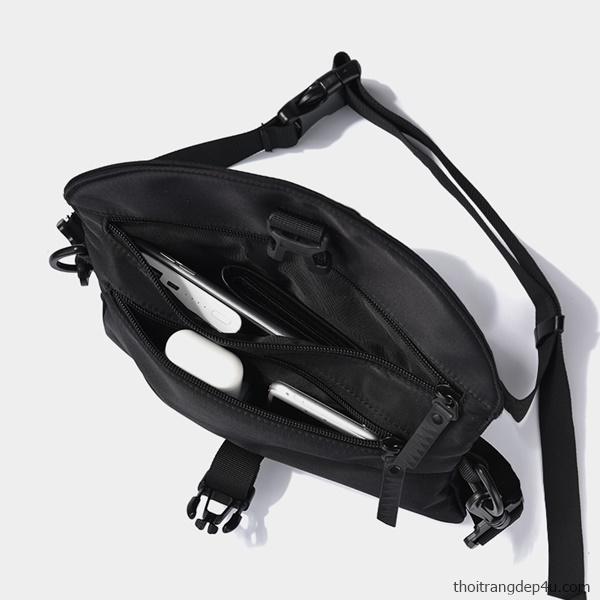 Túi đeo chéo kết hợp cầm tay cá tính thời trang cao cấp TV013