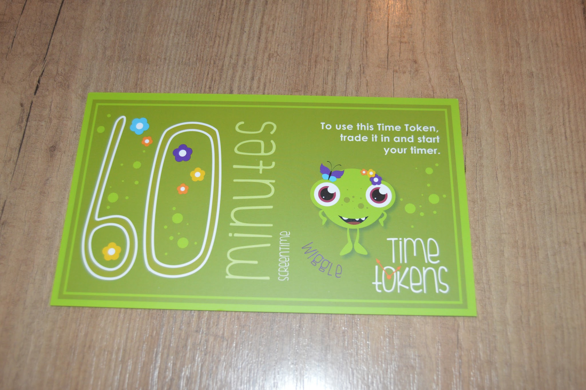 Time Tokens