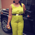 Actress Uche Iwuji stuns in Olive jumpsuit