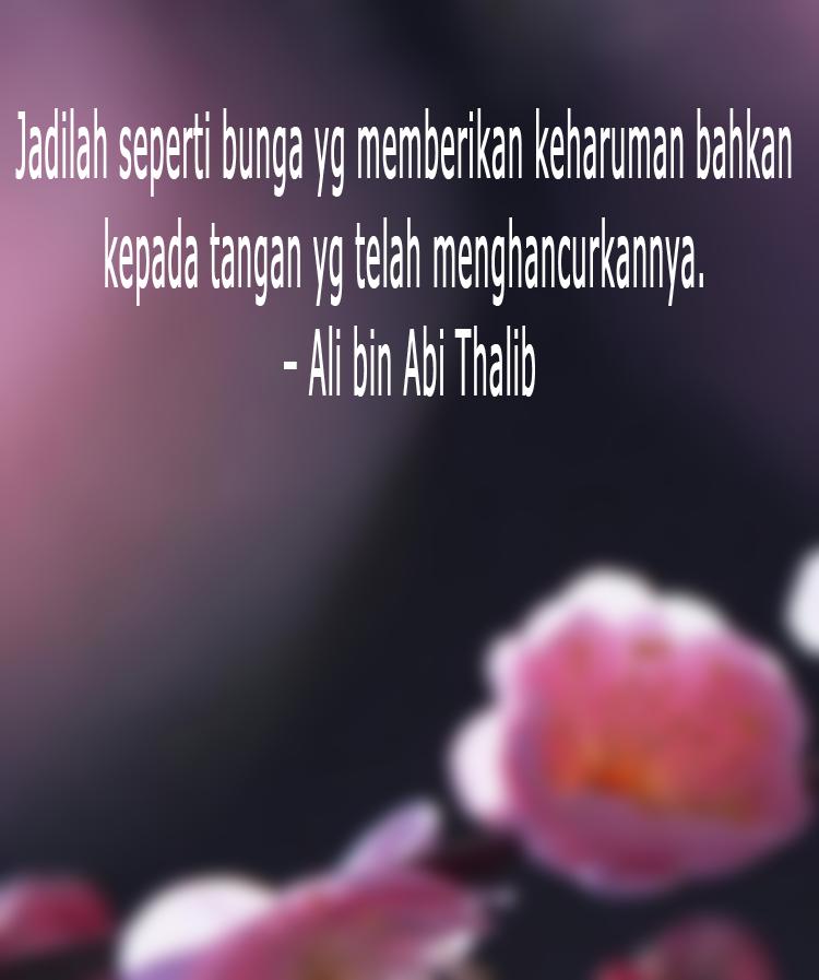Kata Kata Ali Bin Abi Thalib Untuk Caption Katadw Kata Dw