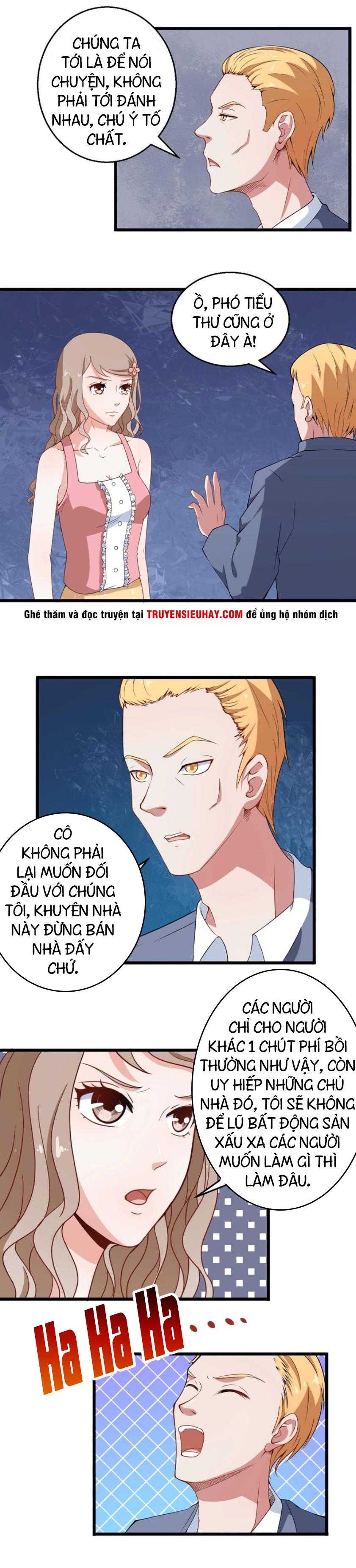 Ma Tôn Trông Trẻ Chapter 4 video - Hamtruyen.vn