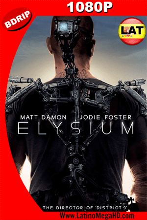Elysium (2013) Latino HD BDRIP 1080P (2013)