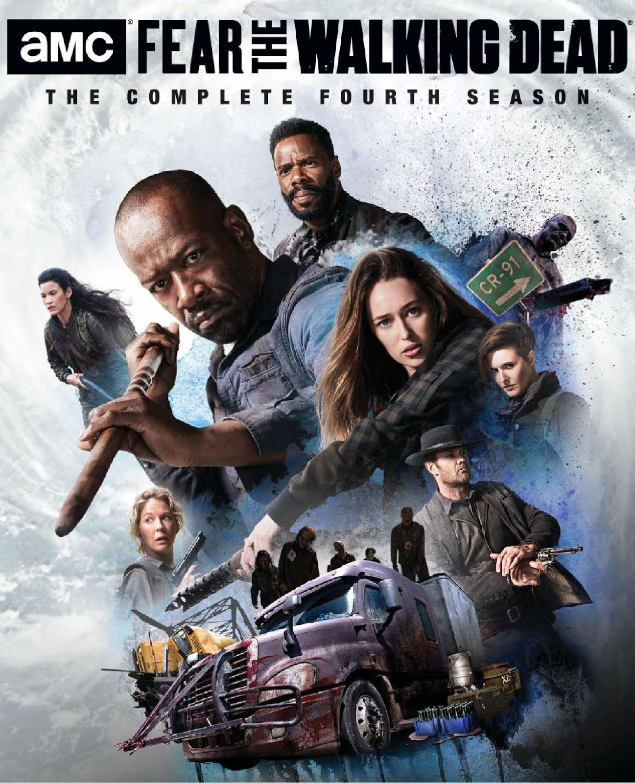 Fear the Walking Dead [Season 4] [2019] [DVDR] [NTSC] [Latino]