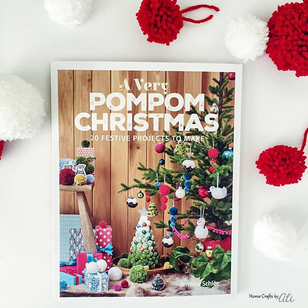A Very Pompom Christmas Book