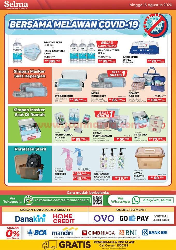 Katalog Promo SELMA Furniture Terbaru Juni Juli Agustus 2020 6