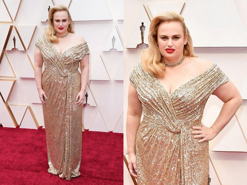Rebel Wilson The Oscars 2020