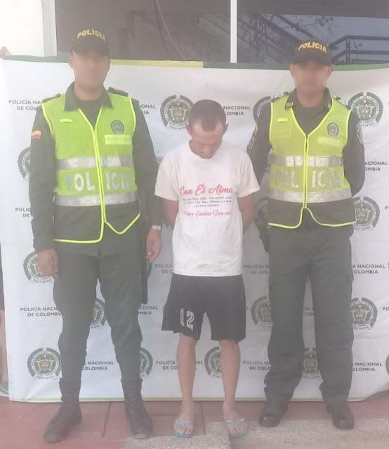 Cogen a jíbaro venezolano con 90 cigarrillos de marihuana en Fonseca