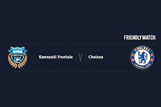 Match Preview Kawasaki Frontale v Chelsea Friendly Match