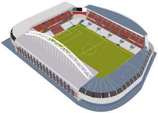 pes 6 stadiums white hart lane