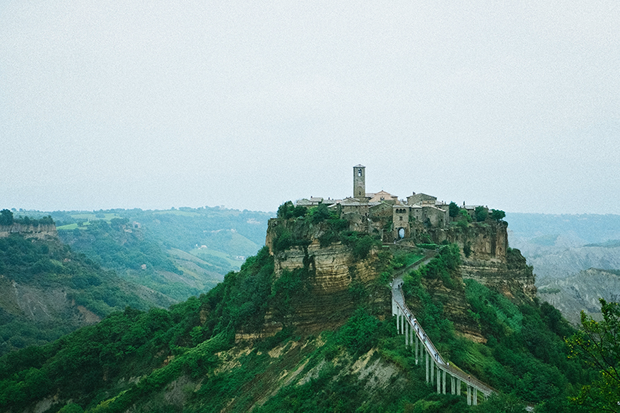 Civita di Bagnoregio - 12 Days in Italy