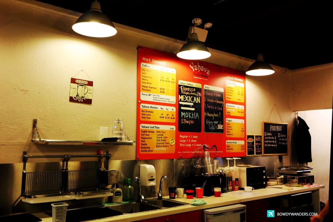 Yahava KoffeeWorks, Jalan Gelenggang