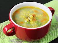 Sup jagung resep dan cara membuatnya
