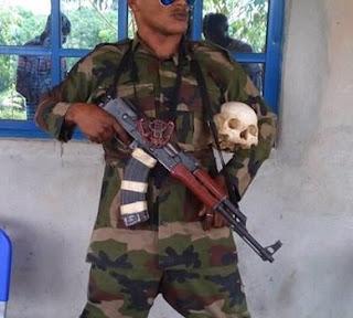 General Felix Omereji,