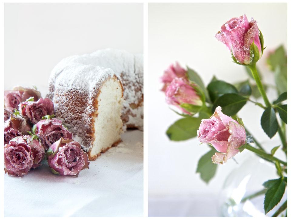 Angel Food Cake Shades Of Cinnamon