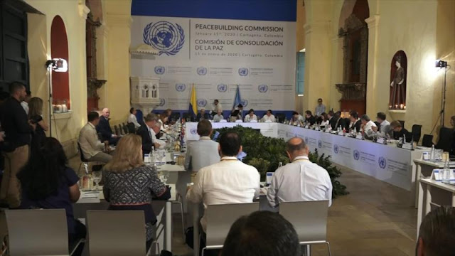ONU, preocupada por asesinato de líderes sociales en Colombia