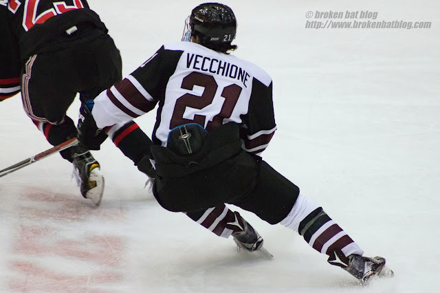 """Vecchione On Being In The NHL, """"A Lot Of Tears Of Joy..."""""""