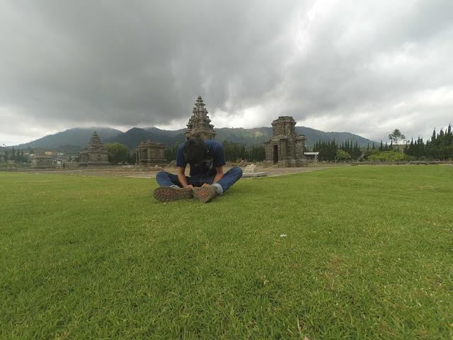 Kompleks Candi Arjuna - Museum Kailasa Dieng, Saksi Sejarah Negeri Atas Awan