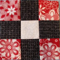 nine-patch quilt block