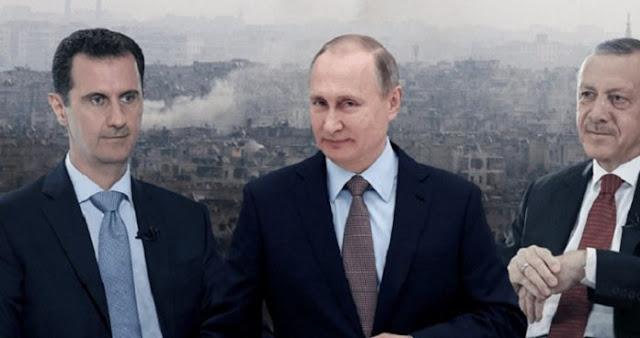 """Η εκεχειρία του Άσαντ και τα """"παιχνίδια"""" του Ερντογάν"""