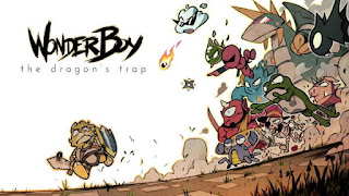 wonder boy dragon's trap remake