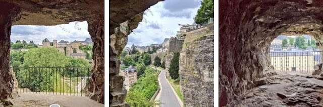 Making the most of a Luxembourg Card: Casemates du Bock