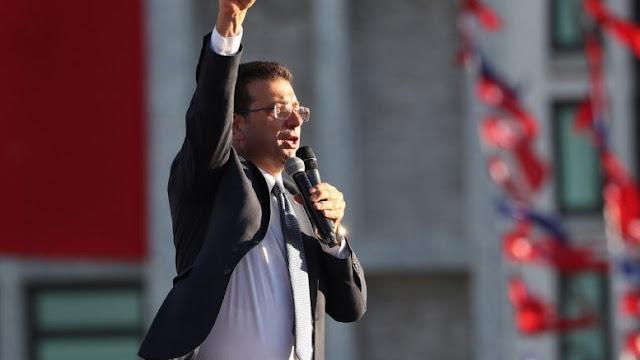 Ο Ιμάμογλου κόβει τη χρηματοδότηση στα σωματεία του Ερντογάν