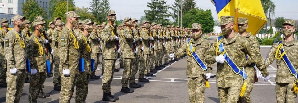 Міністр оборони підписав наказ про звільнення в запас військовослужбовців строкової служби